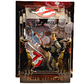 Mattel Ghostbusters: Peter Venkman w/ GB Logo Base 6
