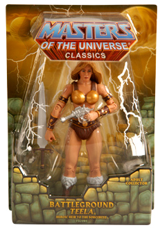 Mattel Masters of the Universe Classics: Battleground Teela 6