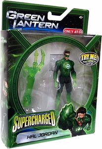 Mattel DC Green Lantern: Supercharged Hal Jordan Figure (Target Exclusive)