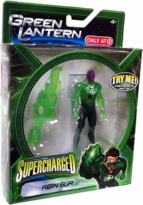 Mattel DC Green Lantern: Supercharged Abin Sur Figure (Target Exclusive)