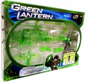 Mattel DC Green Lantern: Battle Breakouts Construct Copter Figure (Target Exclusive)