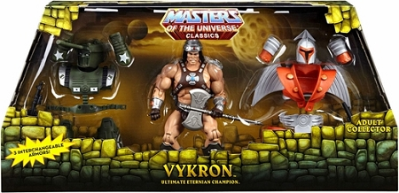 Mattel Masters of the Universe Classics: Vykron Figure (SDCC 2012 Exclusive)
