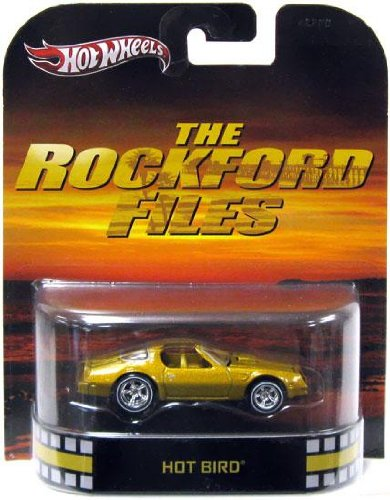 Mattel Hot Wheels Retro: The Rockford Files - Hot Bird 1:55 Die Cast Model X8910