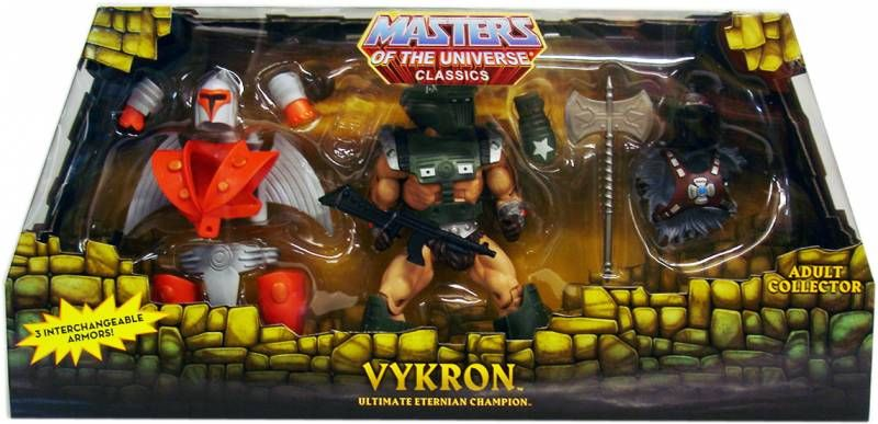 Mattel Masters of the Universe Classics: Vykron