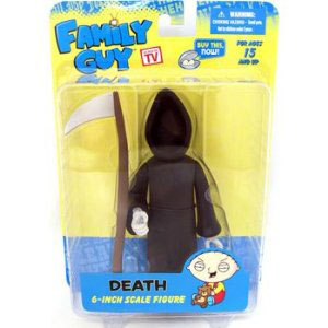 Family Guy: Series 3 - Death Figure