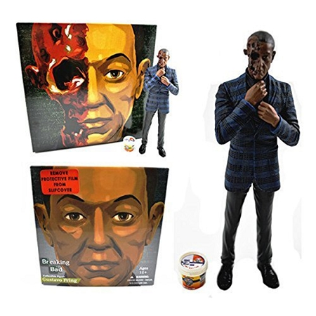 Breaking Bad: Gus Fring Burned Face 6