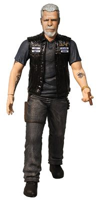Sons of Anarchy: Clay Action Figure