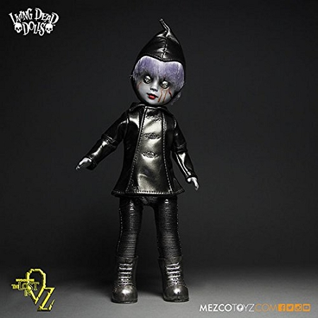 Living Dead Dolls: Bride of Valentine as the Tin Man 10