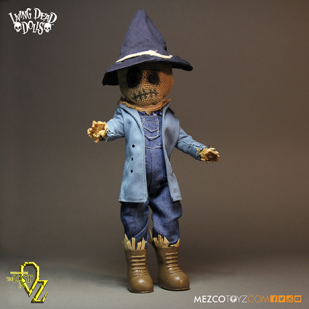 Living Dead Dolls: Purdy as the Scarecrow 10