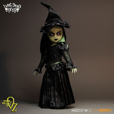 Living Dead Dolls: Walpurgis as the Witch 10