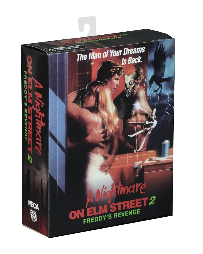 NECA Nightmare on Elm Street Part 2: Ultimate Freddy Kreuger 7