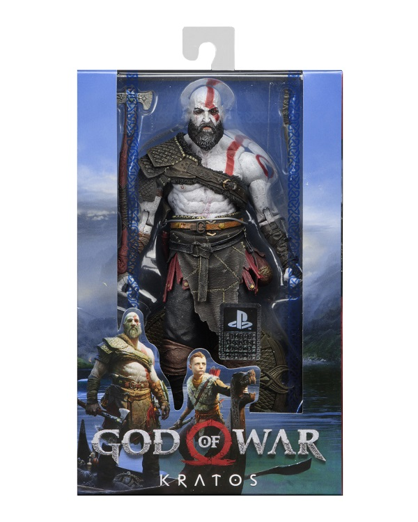 NECA God of War: Kratos 7