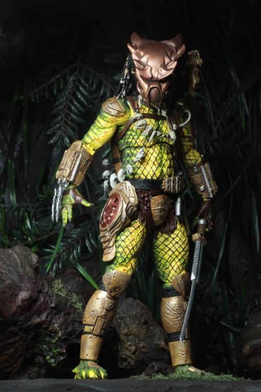 NECA Predator: Ultimate Elder: The Golden Angel 7