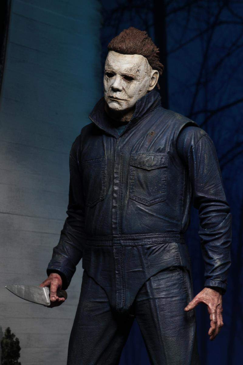 NECA Halloween 2018: Ultimate Michael Myers 7