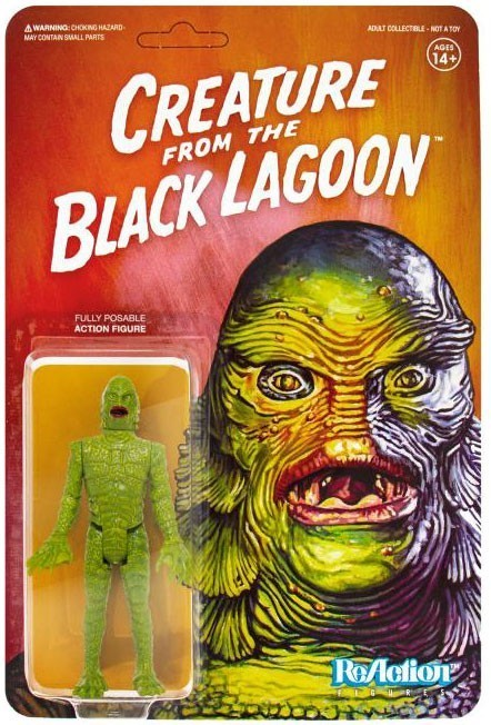 Super7 ReAction: Creature from the Black Lagoon Action Figure