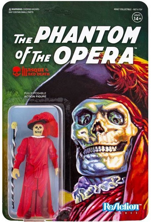 Super7 ReAction: The Phantom of the Opera Action Figure