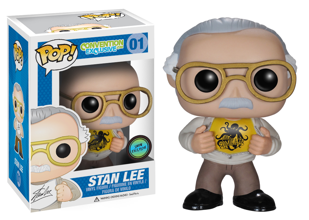 POP! Stan Lee: Comikaze Vinyl Figure (Our Exclusive)