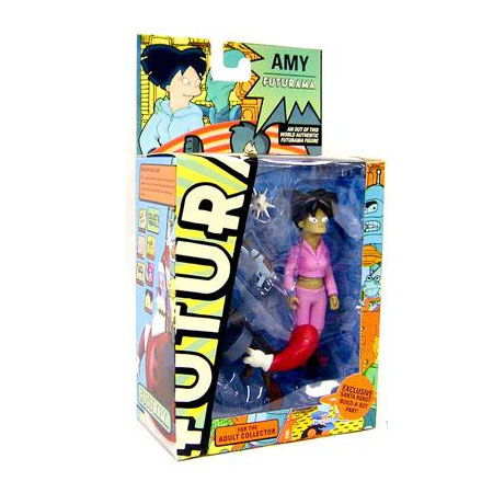Futurama: Series 6 - Amy Figure