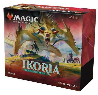 Magic the Gathering: Ikoria Lair of the Behemoths Bundle Box
