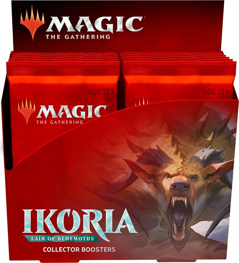 Magic the Gathering: Ikoria: Lair of Behemoths  Collector Booster Box
