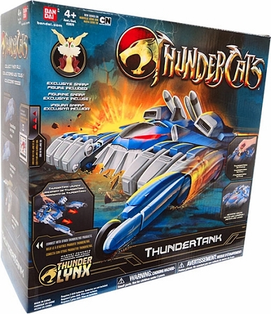 Thundercats: Thundertank Action Figure