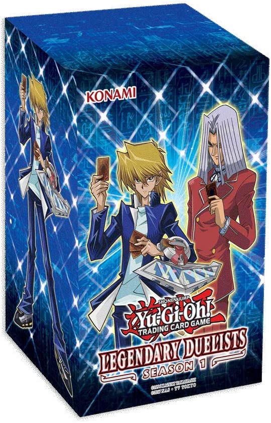 Yu-Gi-Oh! TCG: Legendary Duelists Season 1 (BOX)