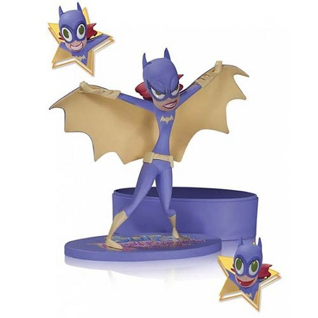 DC Collectibles: Super Best Friends Forever - Batgirl Vinyl Figure