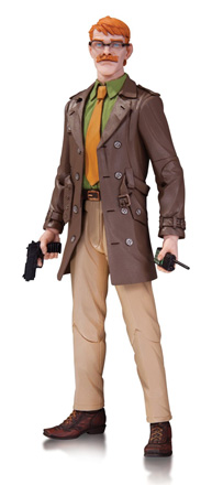 DC Collectibles: DC Designer Series - Commissioner Gordon by Greg Capullo Vinyl Figure