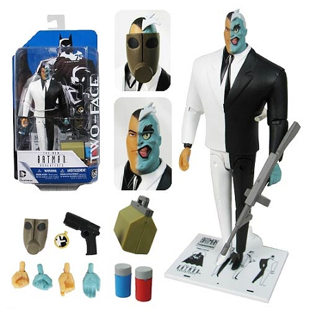 DC Collectibles: The New Batman Adventures - Two-Face Action Figure
