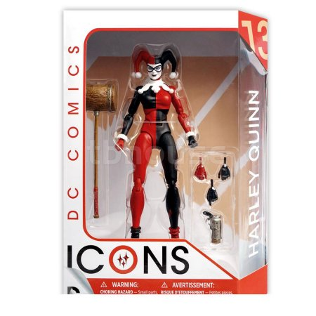 DC Collectibles: DC Icons - Harley Quinn Action Figure #13