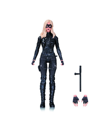 DC Collectibles: Arrow - Laurel Lance Black Canary Action Figure