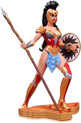 DC Collectibles: Wonder Woman: The Art of War Statue by Amanda Conner