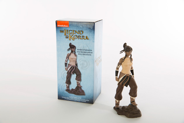 Nickelodeon: The Legend of Korra - Korra 8
