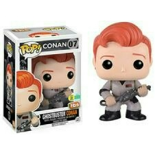 POP! Television: Conan as Ghostbuster Vinyl Figure #7 (SDCC 2016 Exclusive)