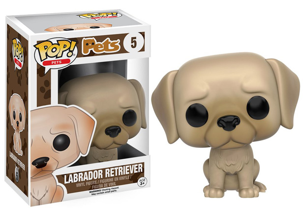 POP! Pets: Labrador Retriever Vinyl Figure #5