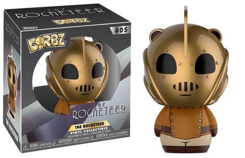 Dorbz Disney: The Rocketeer - Rocketeer Vinyl Figure #405
