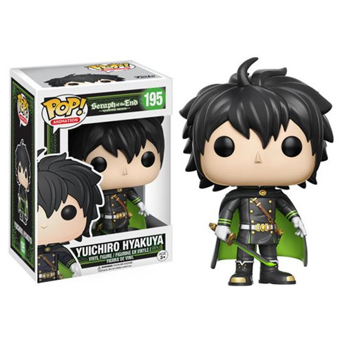 POP! Animation: Seraph of the End - Yuichiro Hyakuya Vinyl Figure #195