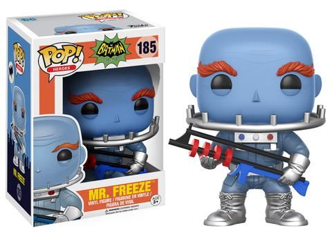 POP! DC Comics: Classic Batman - Mr. Freeze Vinyl Figure #185