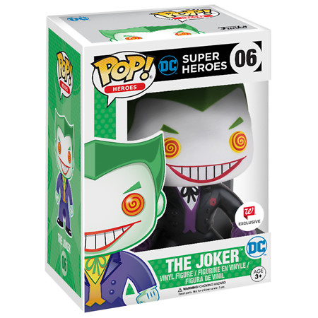 POP! DC Comics: The Joker Vinyl Figure #6 (Walgreens Exclusive)