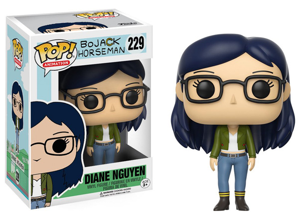 POP! Animation: BoJack Horseman - Diane Vinyl Figure #229