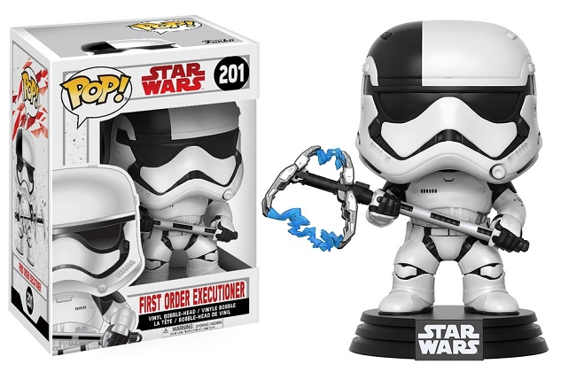 POP! Star Wars: The Last Jedi - First Order Executioner Vinyl Bobblehead Figure #201