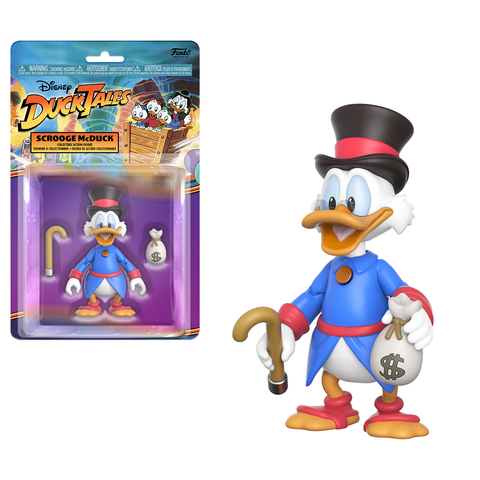 Funko Action Figures: DuckTales - Scrooge McDuck Action Figure