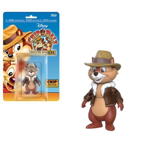 Funko Action Figures: Chip n' Dale: Resue Rangers - Chip Action Figure