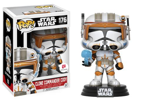 POP! Star Wars: Clone Commander Cody #176 Vinyl Figure (Walgreens Exclusive)