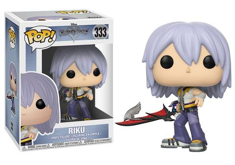 POP! Disney: Kingdom Hearts - Riku Vinyl Figure #333