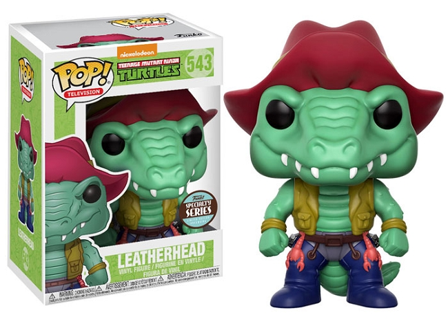 POP! Animation: Teenage Mutant Ninja Turtles - Leatherhead Vinyl #543 (Funko Specialty Series)
