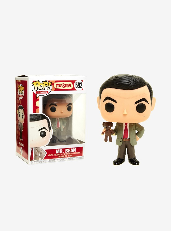 POP! Television: Mr. Bean - Mr. Bean Vinyl Figure #592