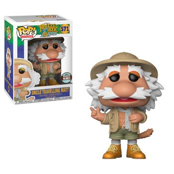 POP! Television: Fraggle Rock - Uncle Traveling Matt Vinyl Figure #571 (Funko Specialty Series)