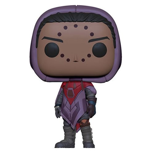 POP! Games: Destiny - Hawthorne with Louis Vinyl Figure #337