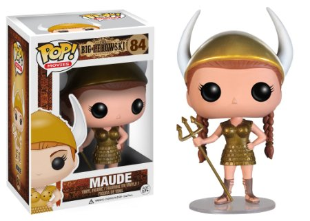 POP! Movies: The Big Lebowski - Maude Vinyl Figure #84